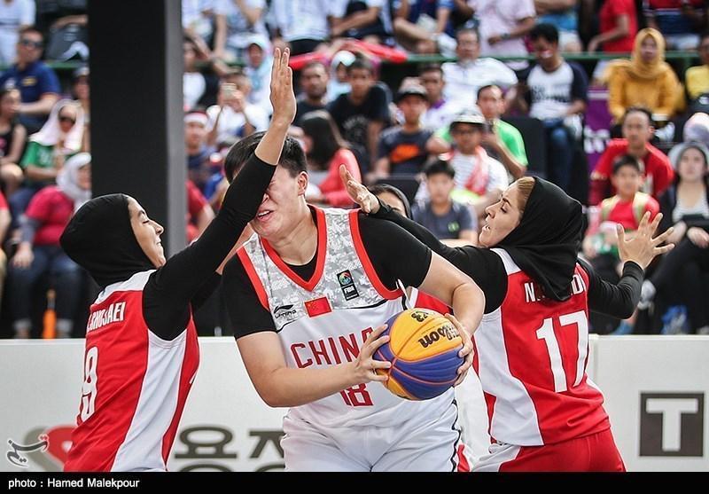 قهرمانی بسکتبال زیر 18 سال دختران آسیا، دختران ایران پنجم شدند