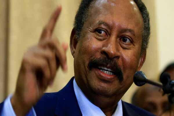 نخست وزیر سودان فردا کابینه اش را اعلام خواهد نمود
