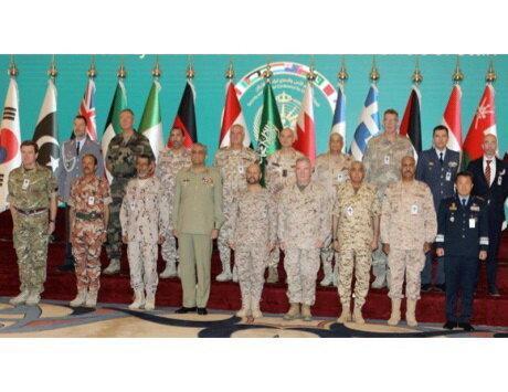 برگزاری کنفرانس بین المللی امنیت و دفاع در ریاض