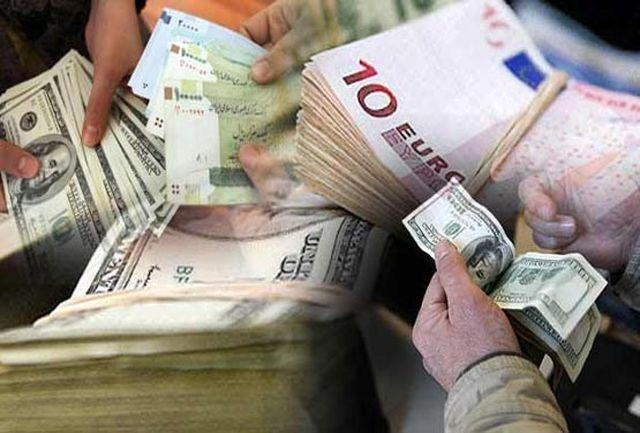 افزایش نرخ دلار و پوند، رشد 501 ریالی یورو