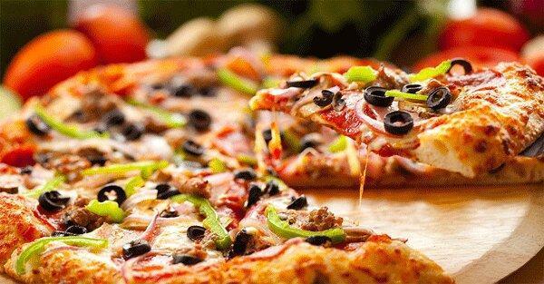 لیست کالری فست فودهای محبوب ، چطور کالری مصرفی پیتزا را بسوزانیم؟