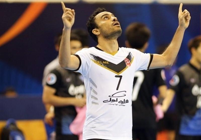 حسن زاده: امیدوارم با تیم ملی در جام جهانی به قهرمانی برسم
