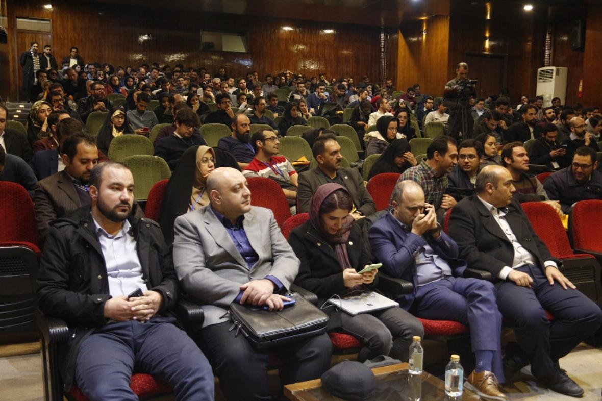 اختتامیه یازدهمین جشنواره کارآفرینی و توسعه کسب وکار