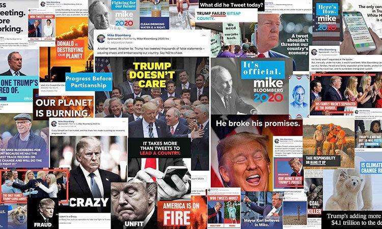 350 میلیون دلار در 90 روز ، بلومبرگ انتخابات آمریکا را می خرد یا می برد؟