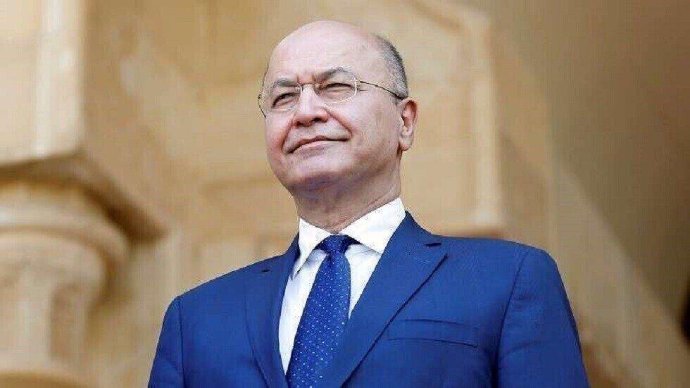 الفتح، برهم صالح را محکوم کرد