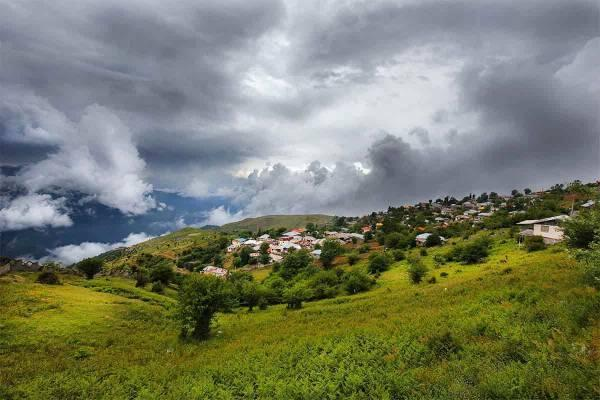 روستای فیلبند بهشتی رویایی در چند قدمی تهران