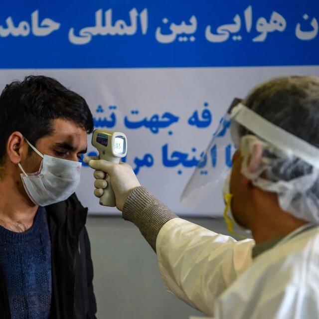 افزایش مبتلایان به کرونا در افغانستان