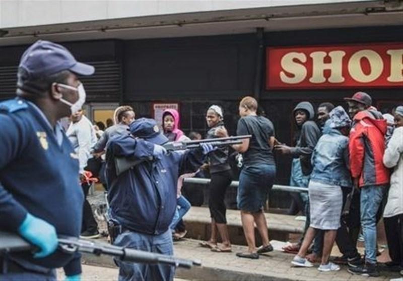 مرگ بیش از 1000 نفر در آفریقا بر اثر ابتلا به کرونا