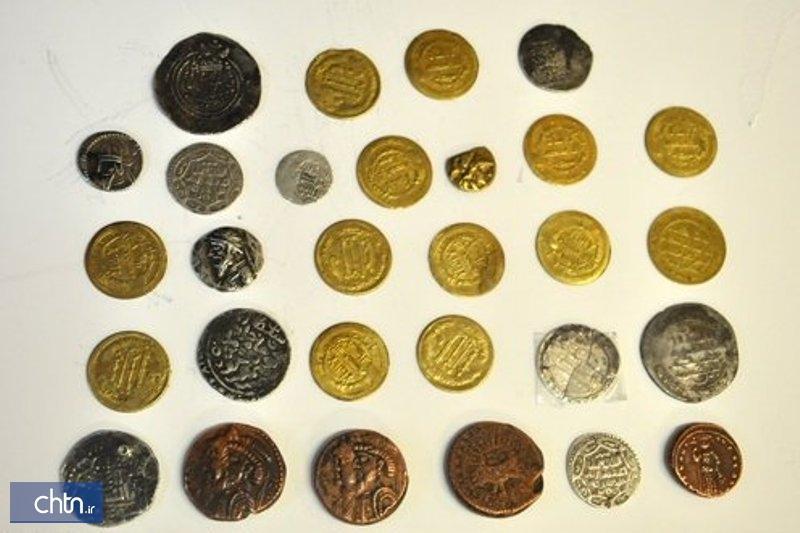 994 سکه تاریخی در زنجان سامان دهی شد