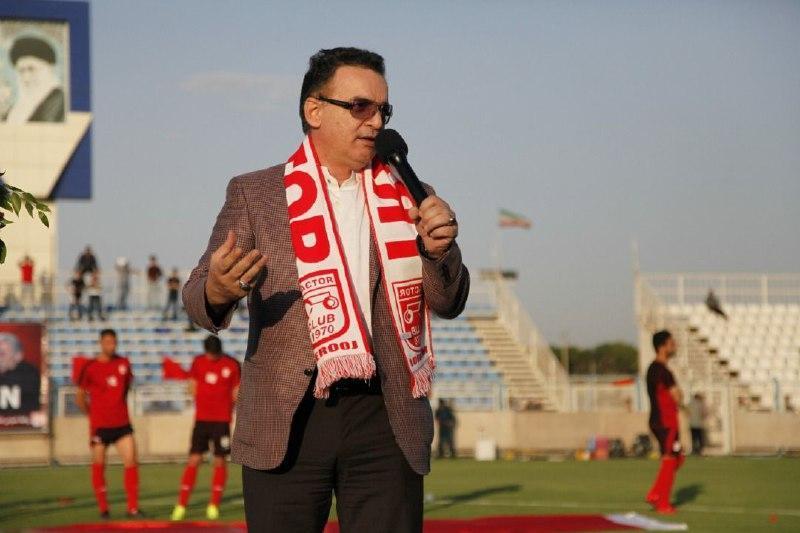 زنوزی: دنبال این نیستیم که چه تیمی قهرمان شود، سازمان بازنشستگی از میدان فاطمی به خیابان سئول نقل مکان کرده!