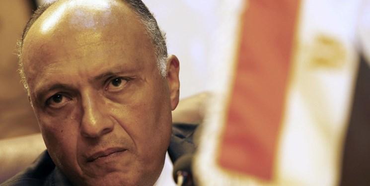 وزیر خارجه مصر: داعش در برخی از شهرهای لیبی ظاهر شده است