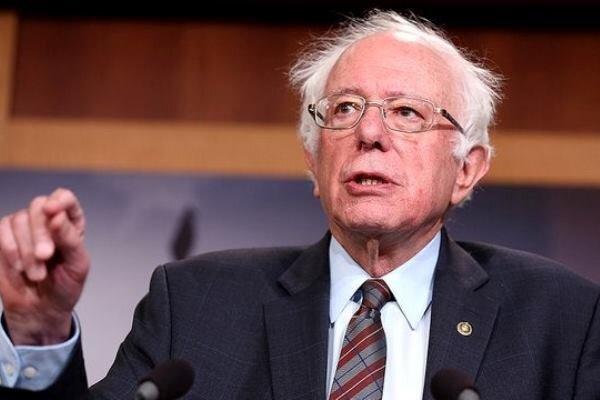 سندرز: ترامپ به دنبال کاهش مشارکت در انتخابات است